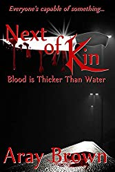 Blood  Is Thicker Than Water (A New Adult Dark Thriller Series of Mystery and Suspense) ( free series of thriller, mystery, suspense and horror)
