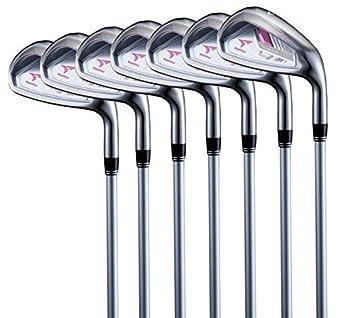Bridgestone Golf Mujer viq Cl Juego de Hierro PW 6, PS, SW ...