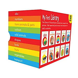 My First Library: Boxset of...