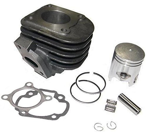 Other 70cc TUNING CYLINDER KIT SET + SMALL AND BEARING for E-TON TORNADO DXL 50cc Unbranded mx1_361492232443_d003_d000