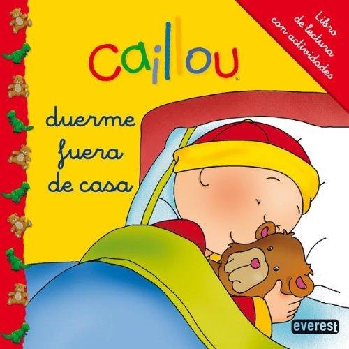 Download Caillou duerme fuera de casa PDF