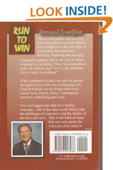 Download Run To Win Love and Sacrifice ebook