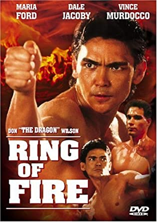 Ring of Fire [USA] [DVD]: Amazon.es: Don The Dragon Wilson ...