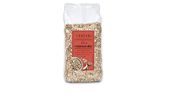 Básica de muesli con cereales 500 g BIO: Amazon.es: Alimentación y bebidas