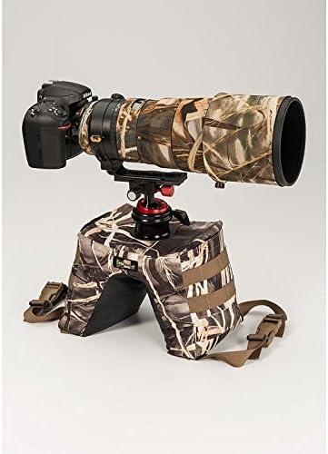 LensCoat lenssack Pro JR Camo//Realtree Max4