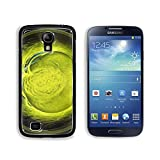 Luxlady Premium Samsung Galaxy S4 Aluminium Snap Case Another supernova near foreground as the storming of the yellow ball IMAGE 39550628
