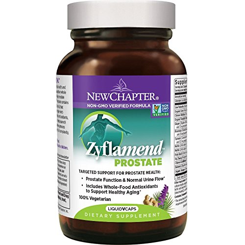 New Chapter Zyflamend Prostate Vegetarian product image
