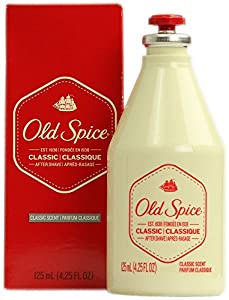 Old Spice After Shave, 4.25 Ounces