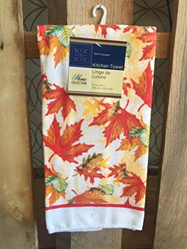 Home Collection Thanksgiving Towels Set of 2