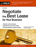 img - for Negotiate the Best Lease for Your Business: create a subtitle? book / textbook / text book