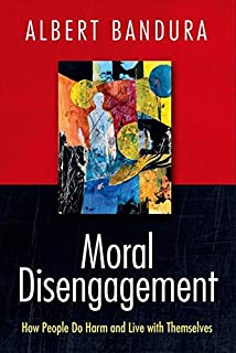 Amazon bandura social learning theory p 9780138167448 moral disengagement how people do harm and live with themselves fandeluxe Images