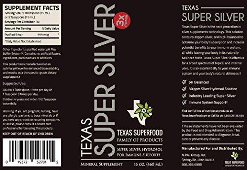 Texas Super Silver