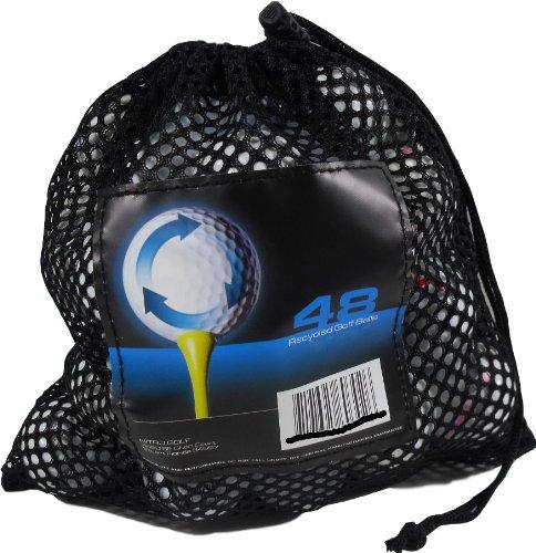 Assorted Callaway B Grade Recycled Golf Balls