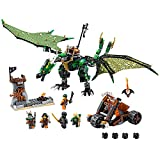 LEGO NINJAGO The Green NRG Dragon 70593 Fun Toy