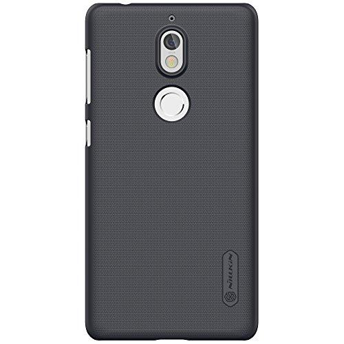 Caja del teléfono Nokia 7 Funda Espalda Cover Material de protección del medio ambiente,Ultra delgada,Estilo Smartphone Funda Carcasa Case Cover Caso para Nokia 7 (Rojo) Negro