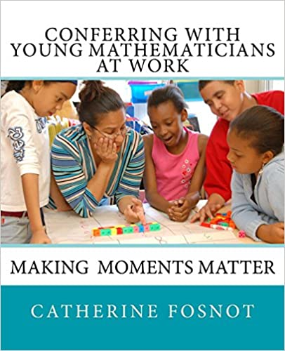 Book Conferring with Young Mathematicians at Work