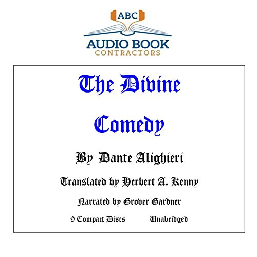 The Divine Comedy (Classic Books on CD Collection) [UNABRIDGED] (Classics on CD)