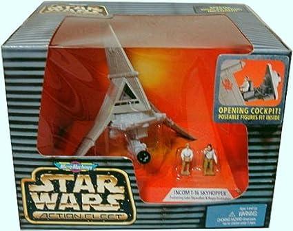 Micro Machines Star Wars Action Fleet Biggs Darklighter V2