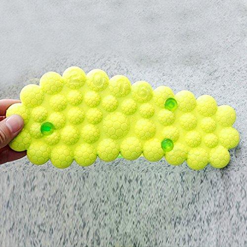 hunpta - Sandalias deportivas para mujer Verde