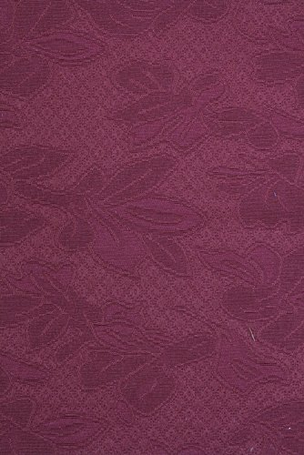 Healthcare Interiors Sea Spice Unquilted Twin Bed Spread (Rasberry) by Healthcare Interiors