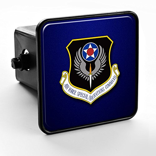 ExpressItBest Trailer Hitch Cover - US Air Force 6th Special Operations Squadron