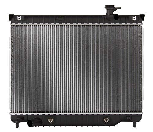 Spectra Premium CU2458 Complete Radiator ()