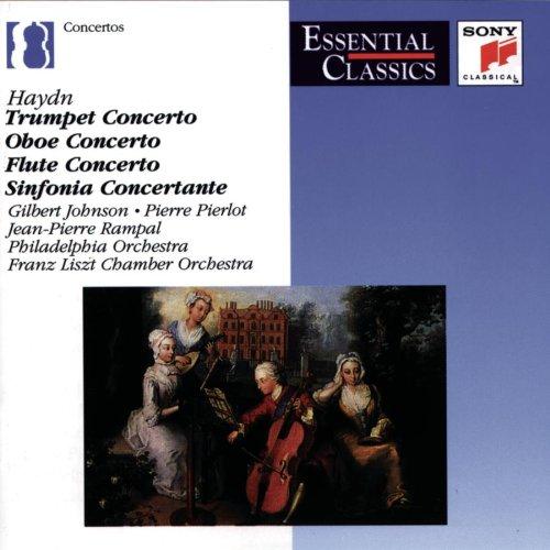 Haydn: Trumpet, Oboe & Flute Concertos (Essential Classics)