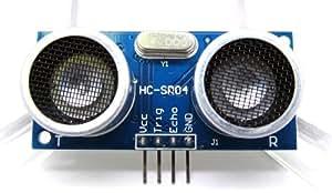 Arrela® Hc-sr04 Arduino Ultrasonic Distance Measuring Sensor Module