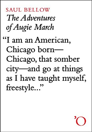 book cover of The Adventures of Augie March