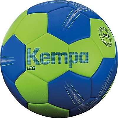 Kempa Leo Balón de Balonmano, Juventud Unisex, Spring Green/Azure ...