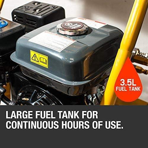 272 bar Wilks-USA TX625 Benzin-Hochdruckreiniger Quick Connect D/üsenaufs/ätze 7,0 PS 3950 PSI
