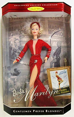 Barbie as Marilyn in
