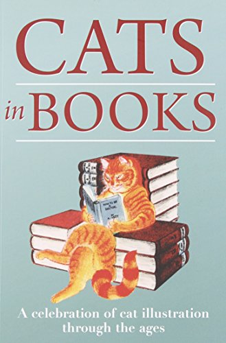 Cats in Books: A Celebration of Cat Illustration through the Ages