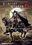 img - for Vampire Hunter D, Vol. 6: Pilgrimage of the Sacred and the Profane book / textbook / text book