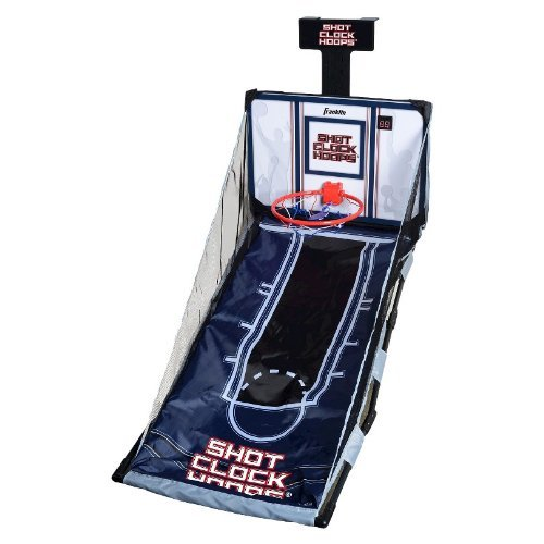 Franklin Sports Shot Clock Hoops Basketball Game by Franklin Sports