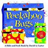 Carter, David A [ Peekaboo Bugs: A Hide-And-Seek-Book (Bugs in a Box Books) ] [ PEEKABOO BUGS: A HIDE-AND-SEEK-BOOK (BUGS IN A BOX BOOKS) ] Jun - 2002 { Hardcover }