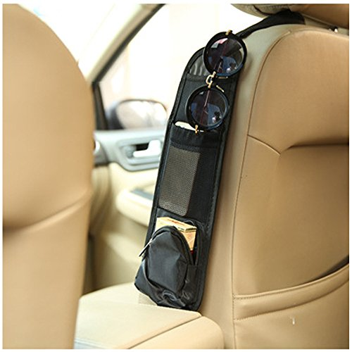 Coohole New Car Seat Side Storage Organizer Interior Multi-Use Bag Accessory (Classic Handheld Water Purifier)