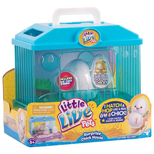 Little Live Pets Season 1 Baby Chick Habitat Toy (Chick 1)
