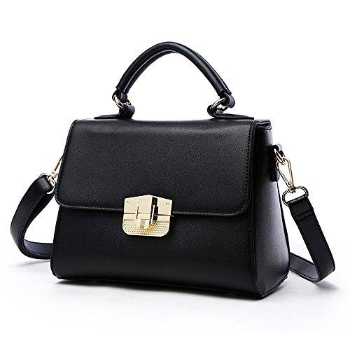 Meaeo Hombro Simple Delicado black Bolsa Gris Bolso Todos Bolsa Pequeña De Coincidir Nueva rtEtxw8q
