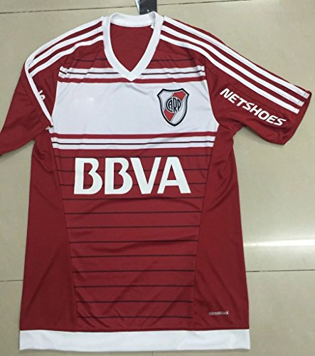 YGDHM River Plate Home Soccer Jersey Red
