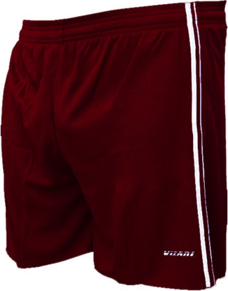 Vizari Campo Soccer Shorts B0079V5NKU XL|マルーン マルーン XL