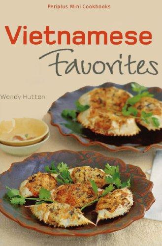 Amazon Mini Vietnamese Favorites Periplus Mini Cookbook Series