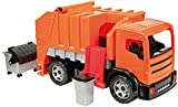 Lena Powerful Giants Garbage Truck , Orange