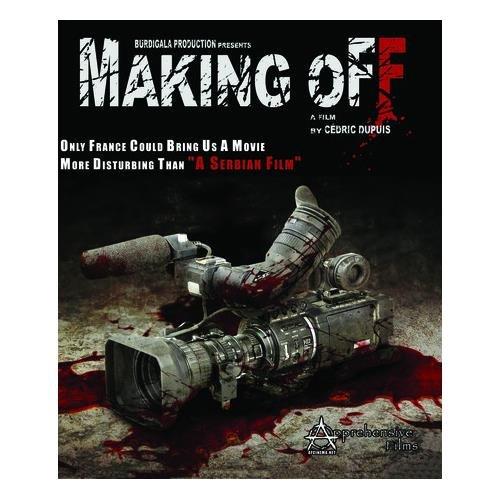 MOD-MAKING OFF (BLU-RAY/NON-RETURNABLE/2014) MOD-MAKING OFF (BLU-RAY/NON-RETURNA