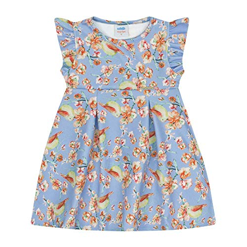 Vestido , Baby Marlan, Bebê Menina, Malibu, PB