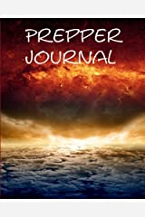 Prepper Journal And Inventory Log Book Paperback