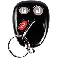 ACDelco 10377295 GM Original Equipment 3 Button Keyless Entry Remote Key Fob