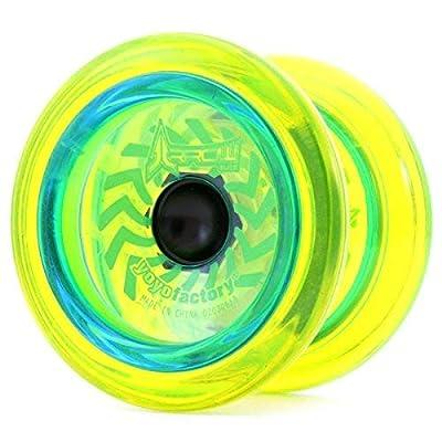 Arrow YoYoFactory Elite Yo Yo (Lime Green): Toys & Games