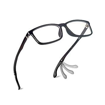 e27470aedd63 Reading Glasses 0.25 Black- Rectangle Full Rim Anti-Reflective Coating  Readers Comfortable Stylish Eyeglasses
