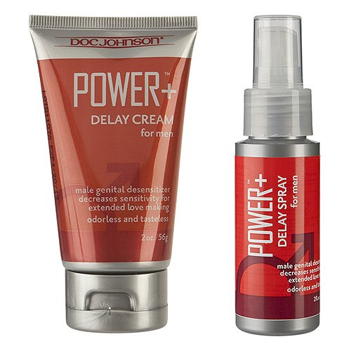 Power Delay For Men - spray